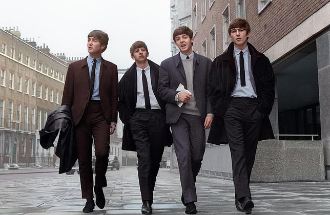 Así es el regreso de los Beatles
