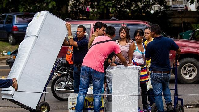Cuánto cuestan los electrodomésticos de la cadena «intervenida» por Maduro