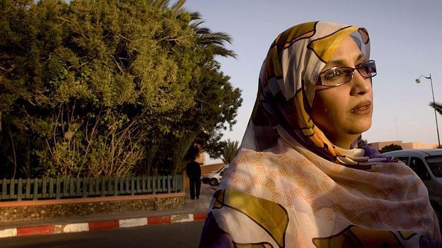 Aminatu Haidar desmiente que Marruecos negocie la legalización de ONGs saharauis