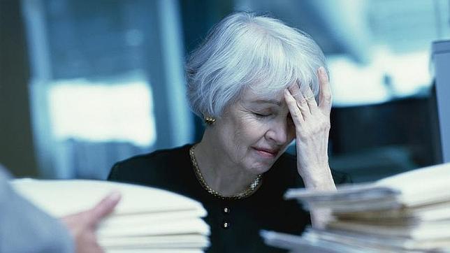 La mitad de los directivos españoles padecen estrés