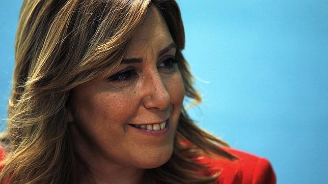 Susana Díaz: «No me están poniendo fácil agotar el mandato»