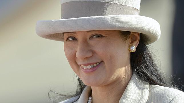 La Princesa Heredera Masako sufre depresión desde hace una década
