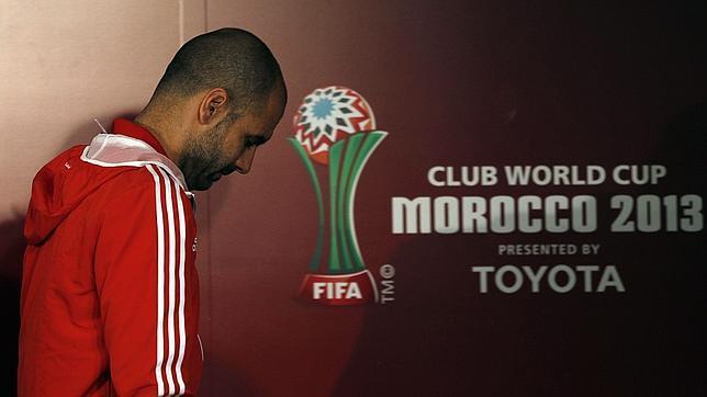 Guardiola busca su segundo título con el Bayern