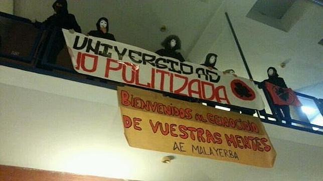 Ataque neonazi en la Universidad Autónoma