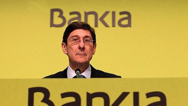 Bankia vuelve al Ibex 35 tras un año fuera