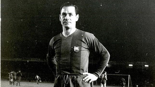Muere Josep Seguer, mítico defensa del Barça de las Cinco Copas