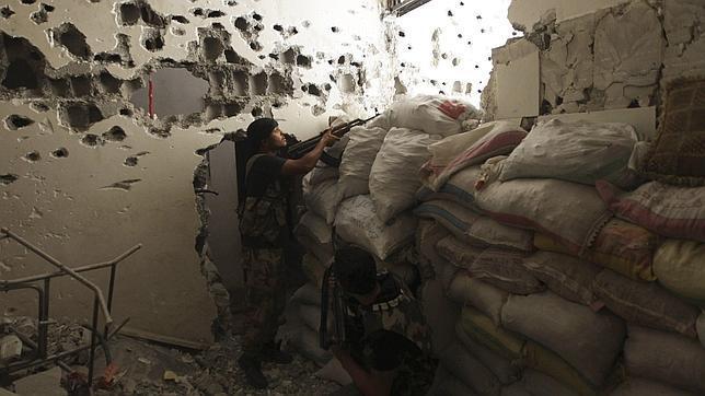 El líder del Frente Al Nusra propone un alto el fuego entre los rebeldes sirios