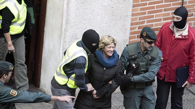 Arantza Zulueta, la abogada de ETA