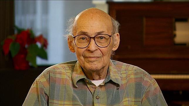 Marvin Minsky, padre de la inteligencia artificial, premio Fundación BBVA Fronteras del Conocimiento en TIC