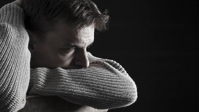 Los hombres españoles están más deprimidos