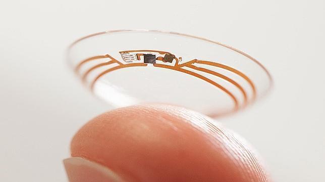 Google investiga en unas lentillas inteligentes para diabéticos