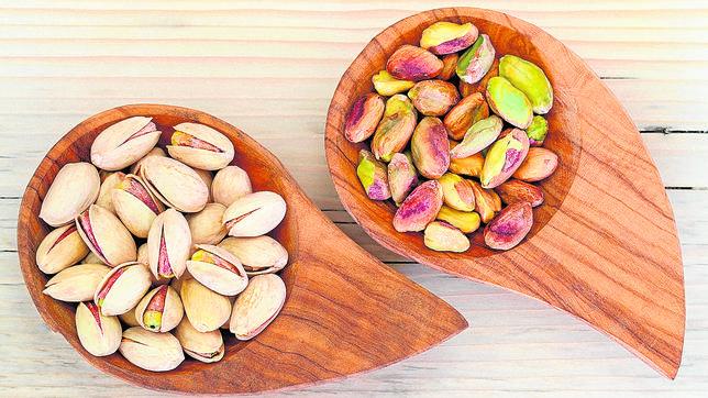 Los pistachos mejoran la circulación, son excelentes para los deportistas e incluso combaten la diabetes