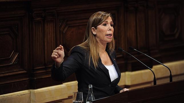 Ple | PL pel qual es reforma l'Estatut d'Autonomia de Catalunya (GOVERN) Sanchez-camacho--644x362