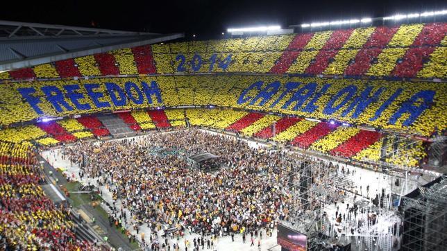 Los coqueteos de Sandro Rosell con el independentismo