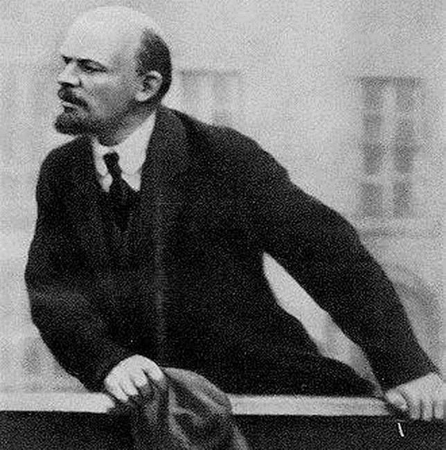 Lenin resultó ser el arma más letal empleada por Alemania contra Rusia