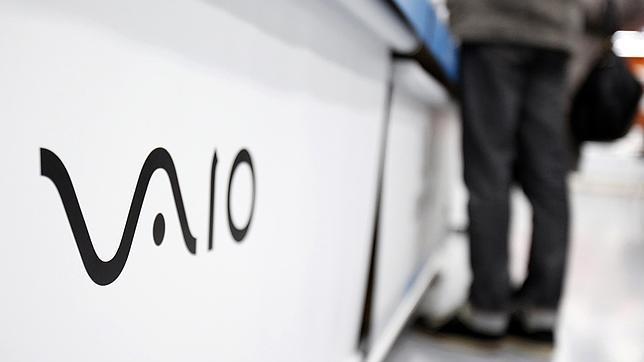 Logo de la marca Vaio