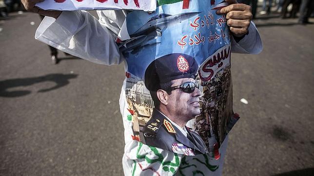 El Ejército egipcio desmiente que Sisi haya decidido optar a la presidencia