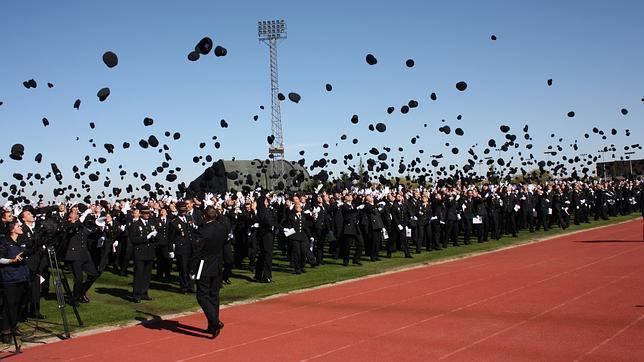 Los policías locales de la región se formarán en la academia de Ávila