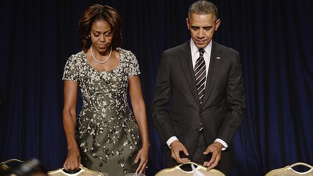 Barack y Michelle Obama cenan en un restaurante propiedad de José Andrés