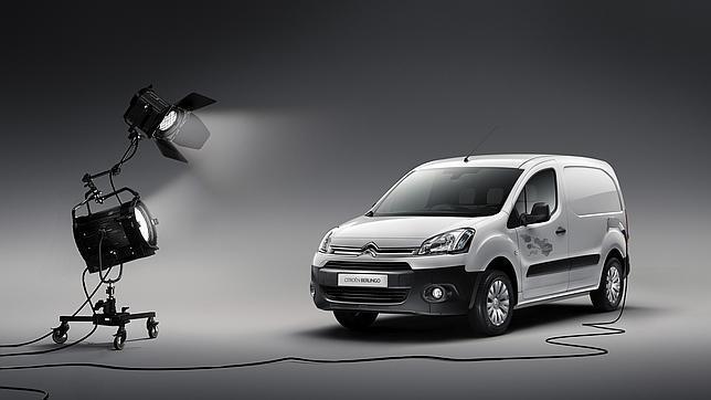 El Berlingo eléctrico de Citroën llegará a España en marzo