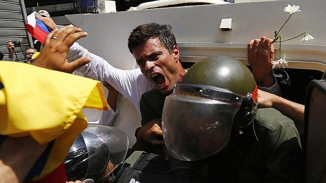 Leopoldo López, la consagración de un mártir