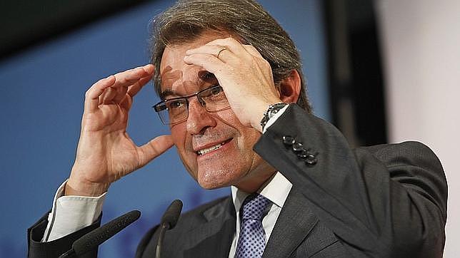 Mas pide a los catalanes que «se lo crean de verdad»