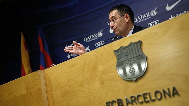 Bartomeu: «Volveríamos a hacer lo mismo para traer a Neymar»