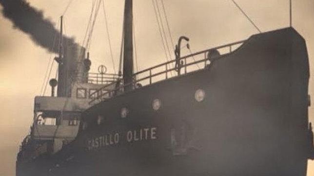 Los 1.500 muertos del «Castillo Olite»