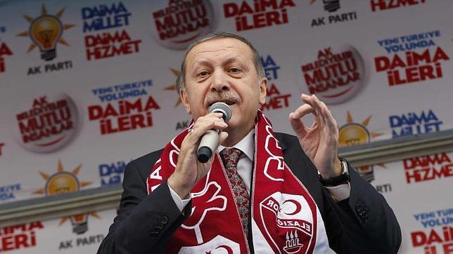 Erdogán, en una imagen de archivo