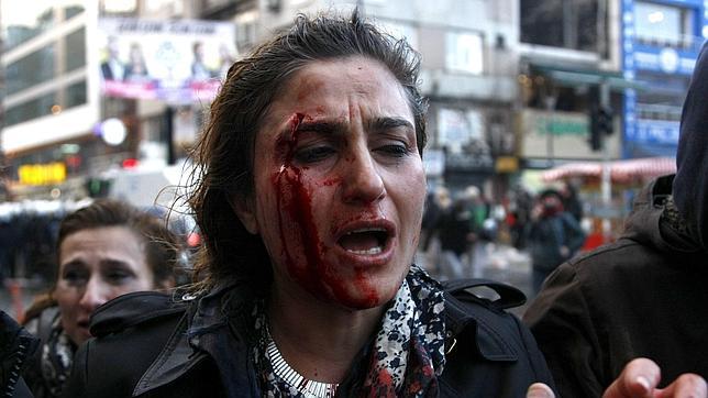 Nuevos disturbios antigubernamentales en Turquía