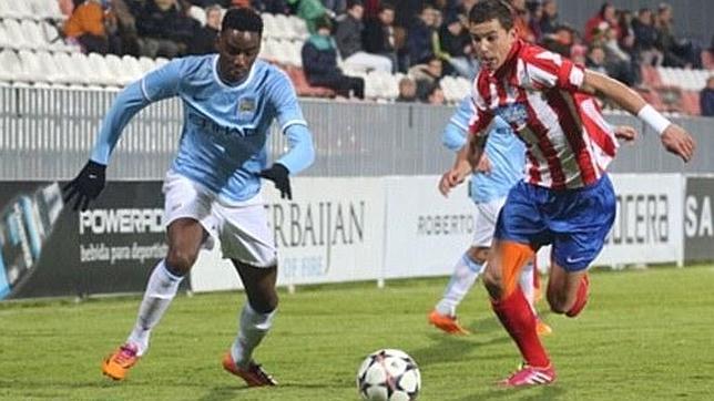 Sanción de la UEFA al Atlético porracismo en la Champions juvenil