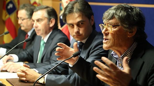 Simón Casas: «Tras el Pilar, Zaragoza estará totalmente recuperada»
