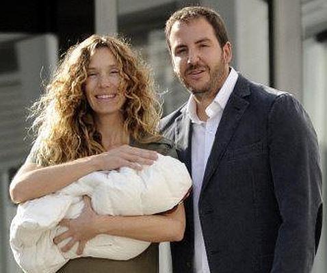 Borja Thyssen y Blanca Cuesta esperan su cuarto hijo