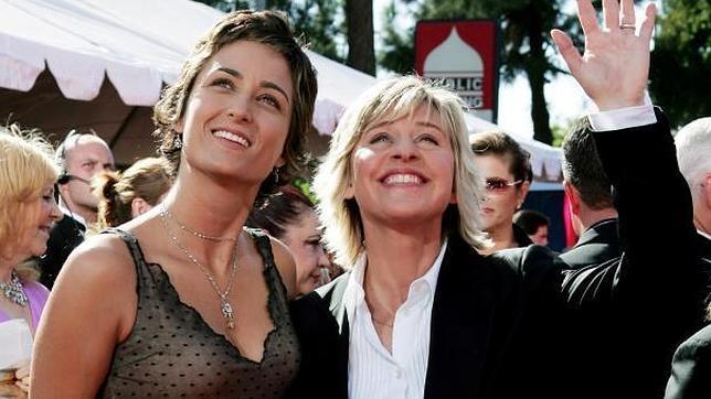 Jodie Foster se ha casado con su novia Alexandra Hedison, ex de Ellen  DeGeneres