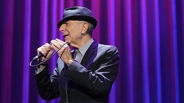 Leonard Cohen, en una imagen de 2012