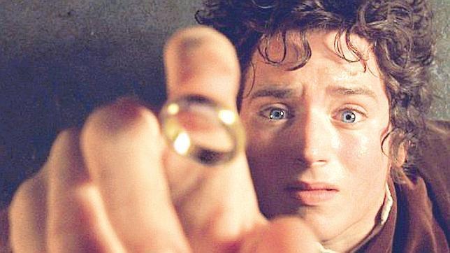 Un fotograma de la película «El señor de los anillos»
