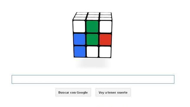 Cubo de Rubik: los secretos del rompecabezas que nos propone Google