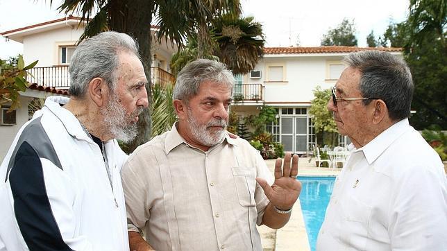 La vida de lujo de Fidel Castro