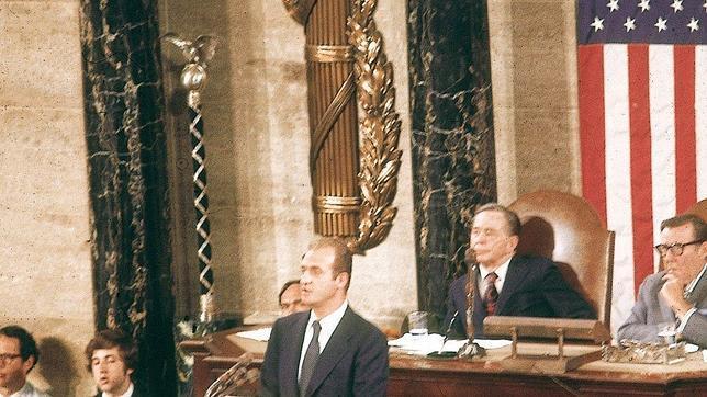 Estados Unidos reivindica el papel clave de Don Juan Carlos en la «histórica transición»
