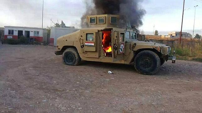 EIIL, el grupo radical que ha sembrado el caos en Irak