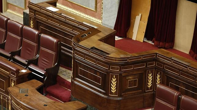 La proclamación de Felipe VI será el jueves 19 a las 10.30 horas en el Congreso