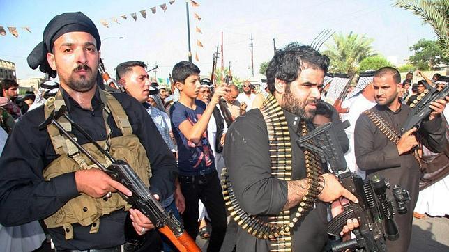 Yihadistas y Ejército iraquí se enfrentan a sólo 60 kilómetros de Bagdad