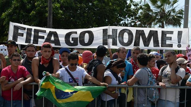 La FIFA se ahorra 322 millones de euros en impuestos en el Mundial de Brasil
