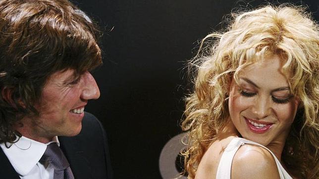 Paulina Rubio y Colate se separaron en 2012 por «diferencias irreconciliables en la pareja»