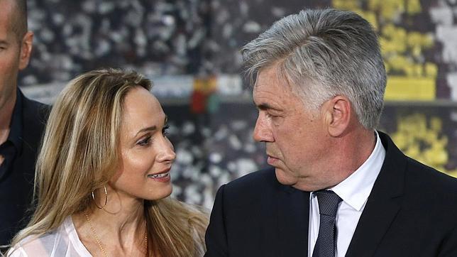 Mariann Barrena, la mujer que hace «feliz» a Carlo Ancelotti