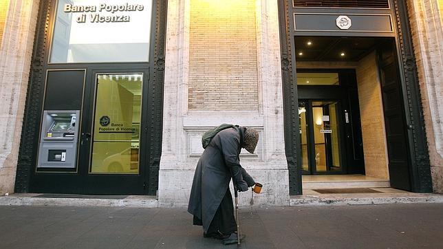 Drama social en Italia: Diez millones de pobres