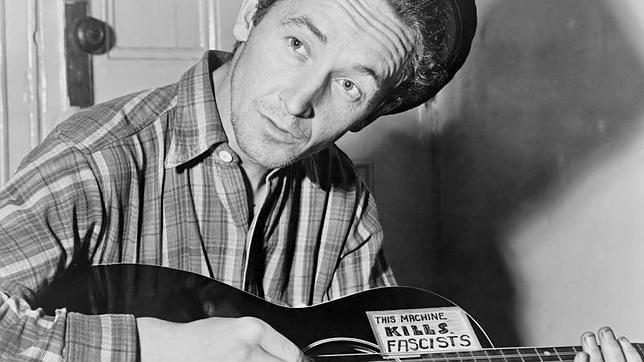 Un recopilatorio reúne varios temas inéditos de Woody Guthrie