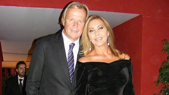 Norma Duval se casa con Matthias Kühn