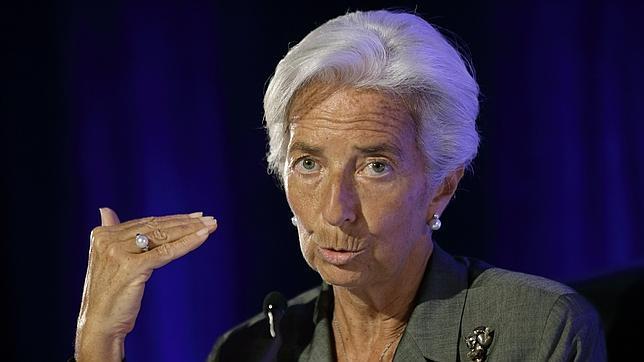 El FMI rebaja la previsión de crecimiento mundial en 2014 por el «flojo» primer trimestre