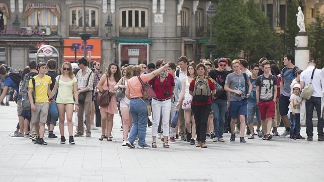 Diez lugares para no estar solo en Madrid en verano